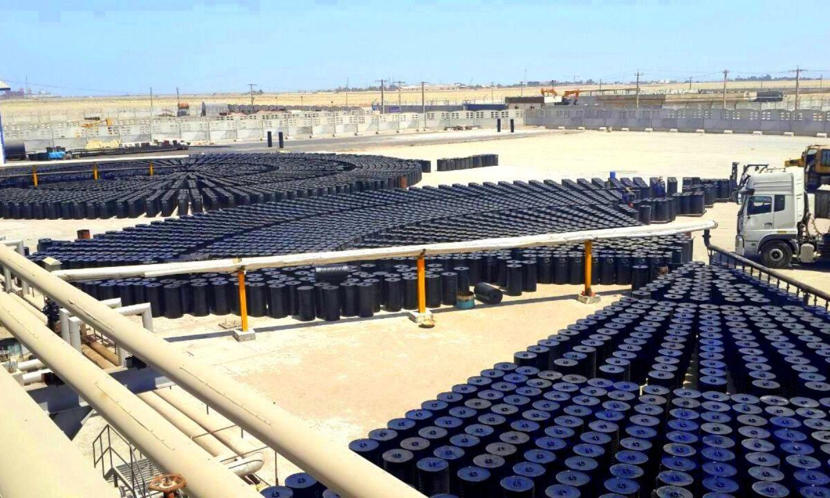 Bitumen 60/70 Shipment to Vietnam – Base oil Vietnam